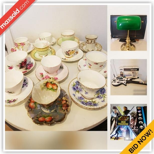 London Reseller Online Auction - Hamilton Road