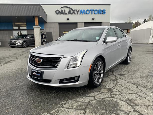2017 Cadillac XTS Luxury - Wifi Dual Climate Leather Heated Seats
