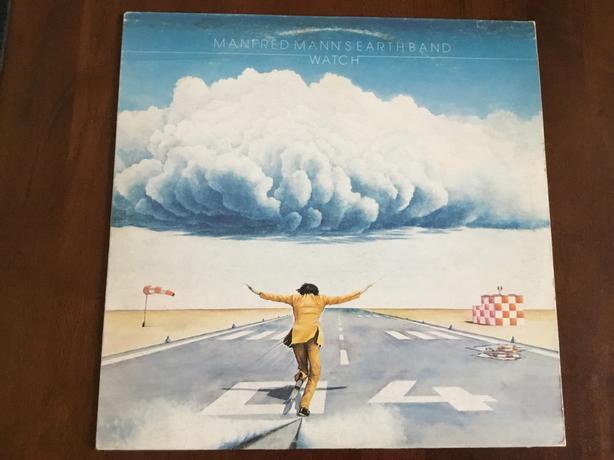 MANFRED MANN'S EARTH BAND ALBUMS FOR SALE