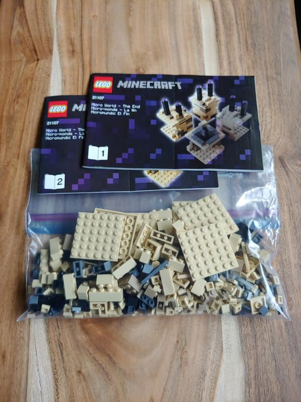 100 Lego Minecraft Sets