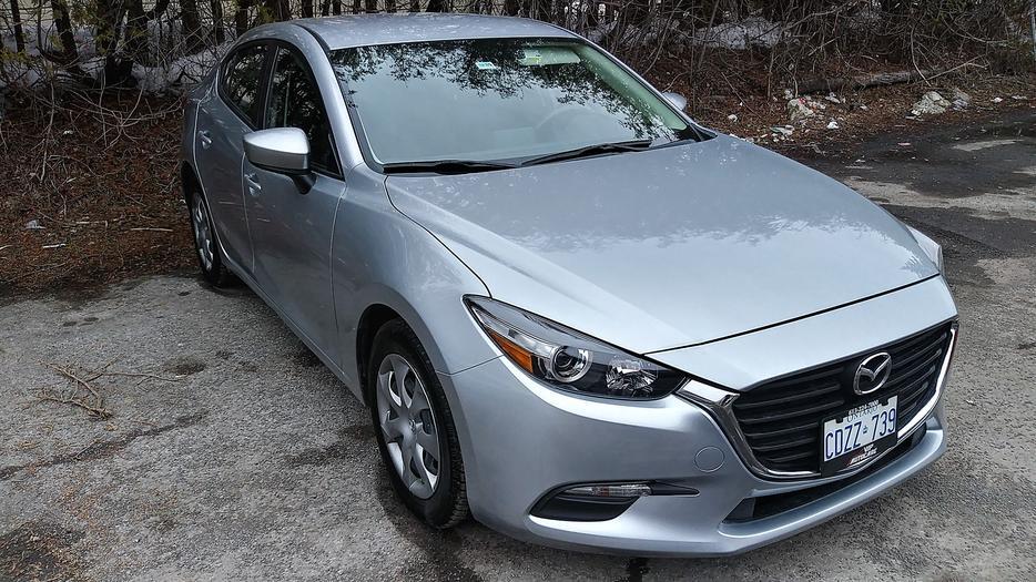 Bay Ridge Mazda >> 2017 Mazda 3 Skyactiv GX Automatic with Safety Gloucester, Ottawa