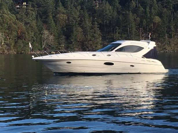 2012 SEAMA 4200. Only 80 Hours since new on Twin turbo Diesels