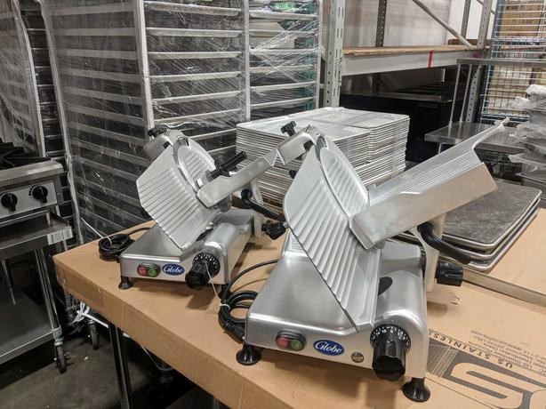 Like-New Restaurant Rental Return Equipment - April 13-14 Auction
