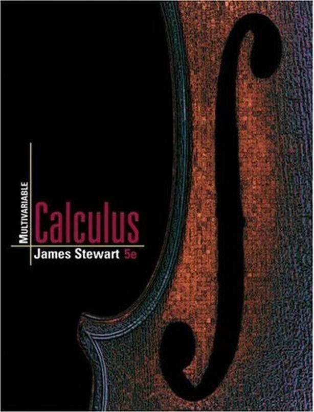 Multivariable Calculus – 5th Edition