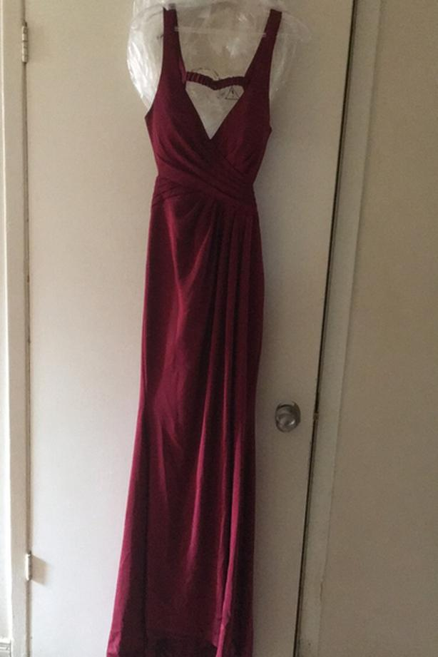 Elle couture prom dress