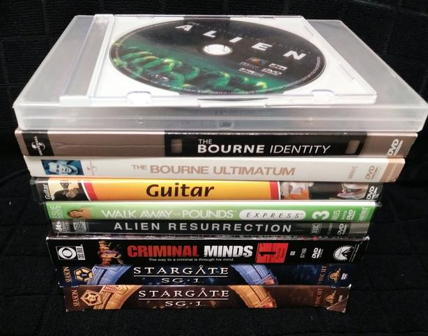  Log In needed $8 · *reduced* DVDs For Sale