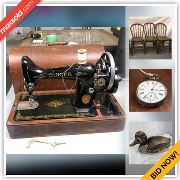 London Business Downsizing Online Auction - First Street