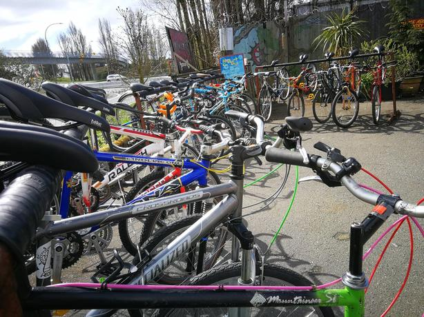 Join the cause, hop on two wheels, ride to Recyclistas.