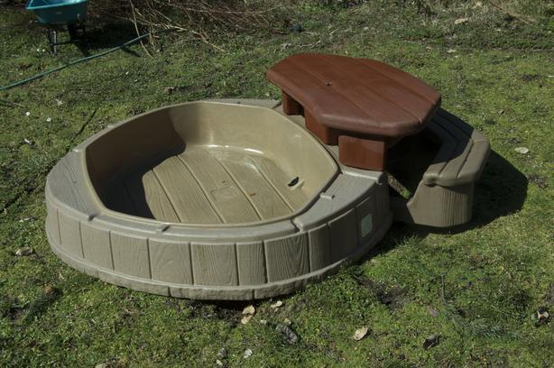 Log In Needed 50 Wading Pool Sandbox By Step 2