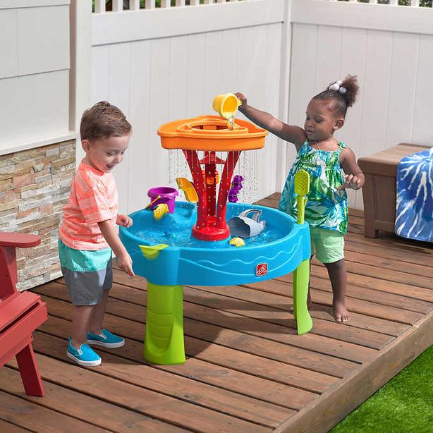 STEP2 SEASIDE WATER TABLE