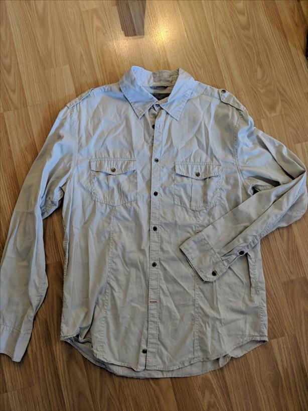 Relax Fit Shirt - Men