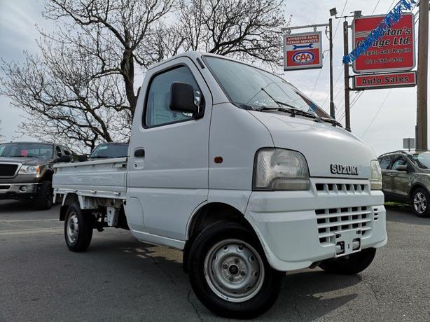 2001 Suzuki C2