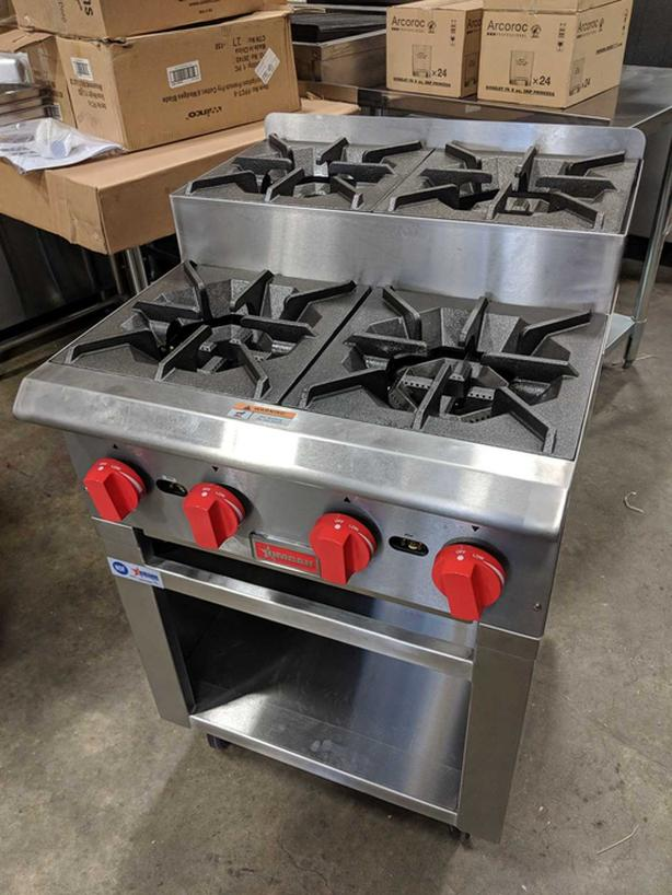 Never Used – Floor Model Hot Plates – April 13 Auction
