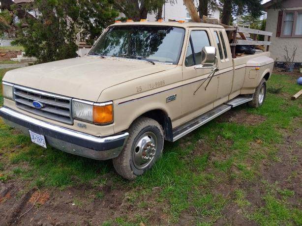 1989 Ford F350 drw
