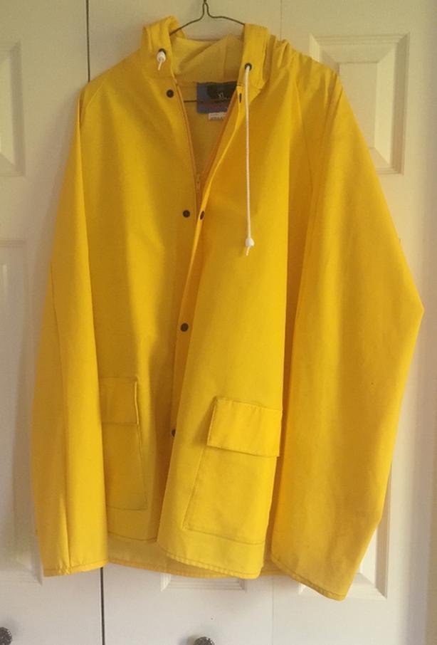 Sioen Flexothane Waterproof Rain Jacket and Over Bib Pants  Men's size XL