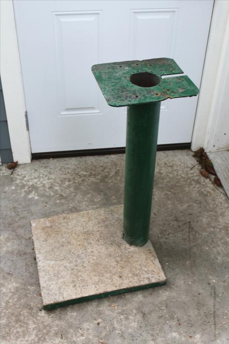 Bench Grinder Stand Saanich Victoria