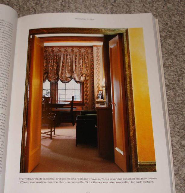 Recipes for Surfaces - Decorative Paint Finishes decorating book