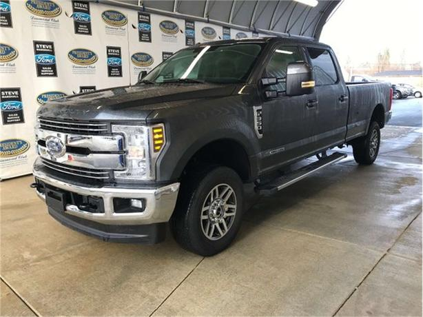 2018 Ford F-350 Super Duty SRW LARIAT