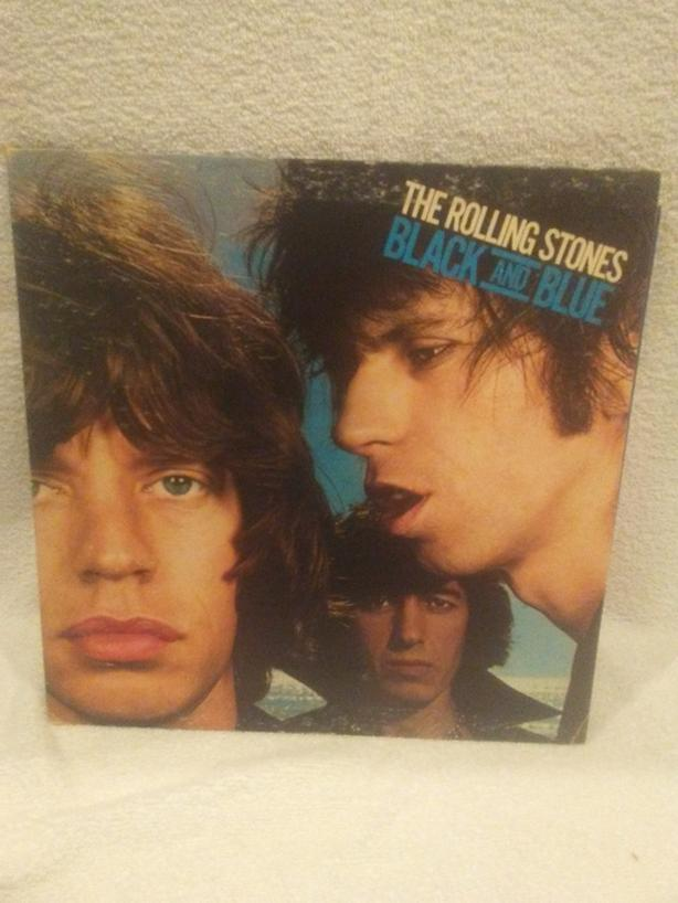 Batch of Rolling Stones Records West Shore: Langford,Colwood