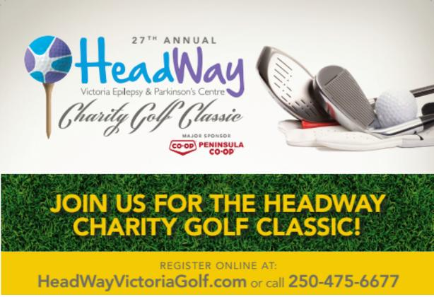Event Volunteer - HeadWay Charity Golf Classic