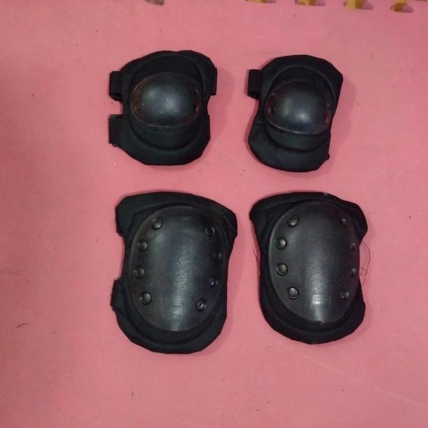 elbow and knee pads