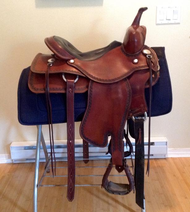 OrthoFlex saddle