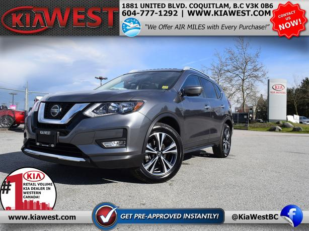 2019 Nissan Rogue SV 2.5L AWD