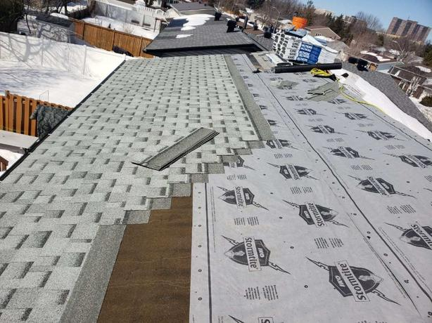 Ottawa Rooftop Snow and Ice Dam Removal Quotes 613-255-2323
