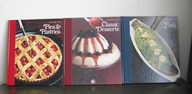 COOKBOOK COLLECTION: The Good Cook/Techniques & Recipes