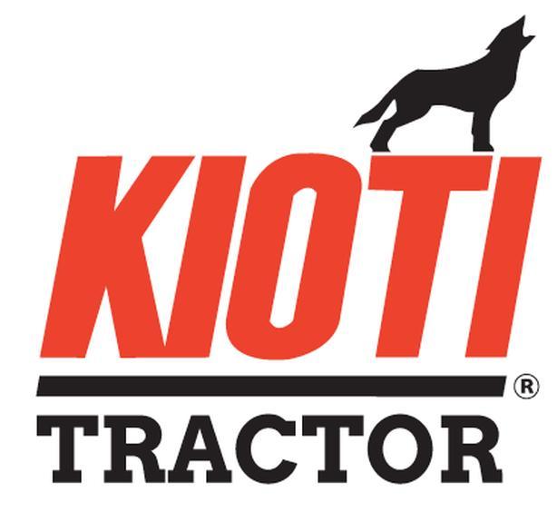 KIOTI CS2210 22HP TRACTOR LOADER