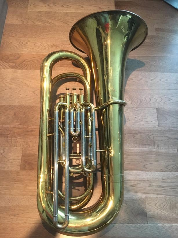 OBO - Yamaha YBB-321 Bb Tuba