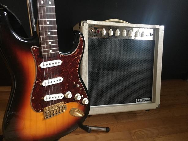 laney cub 12r all tube guitar amp clone esquimalt view royal victoria. Black Bedroom Furniture Sets. Home Design Ideas