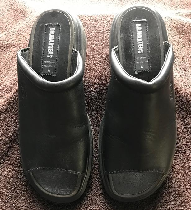 Dr.Martens Leather Sandal
