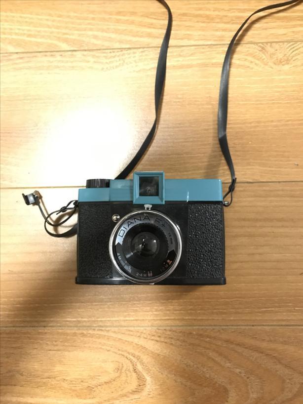 Diana F+ 120 Film Camera