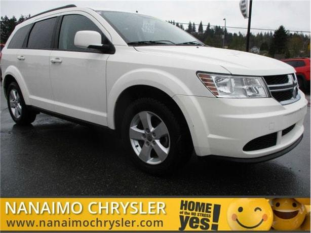 2011 Dodge Journey CVP One Owner No Accidents