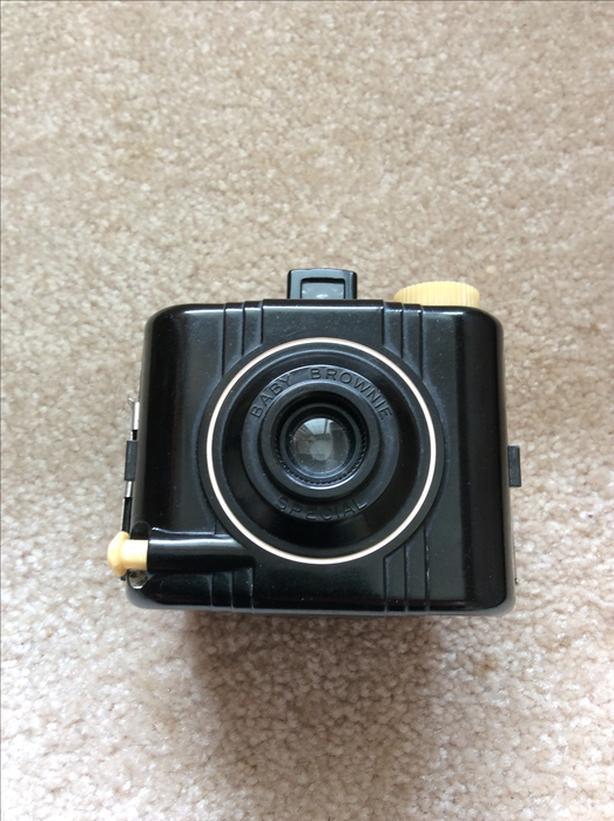 Baby Brownie special- vintage camera