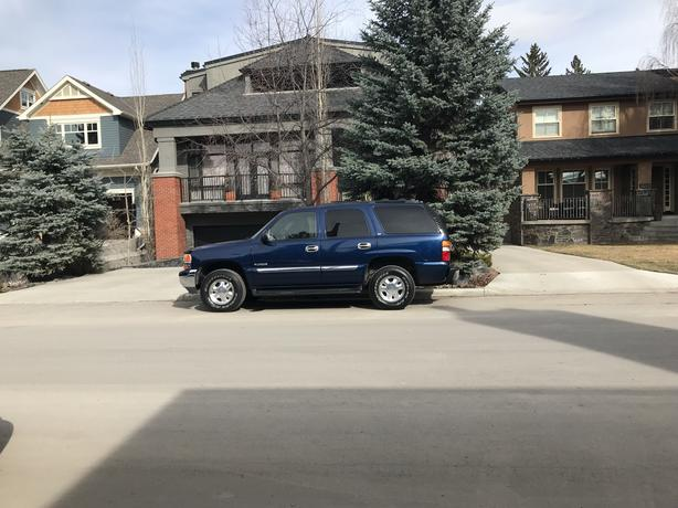 2003 YUKON LOW MILEAGE!! EXCELLENT CONDITION!!! GREAT VALUE!!