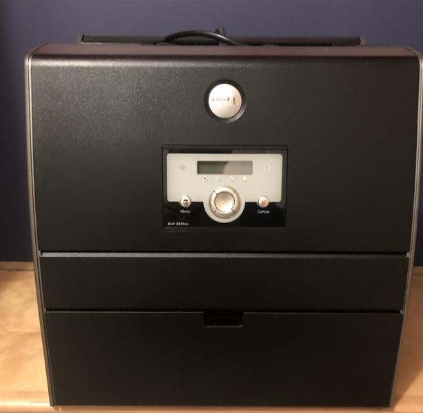 Dell 3010cn Colour Laser Printer