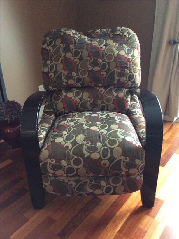 FREE: reclining chair
