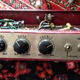 1960s Teisco 74R Guitar Tube Amp with Rare 50s Sansui B703 Output Transformer
