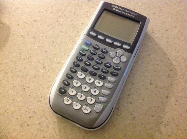 Texas Instruments TI-84 Plus Silver Edition Saanich, Victoria