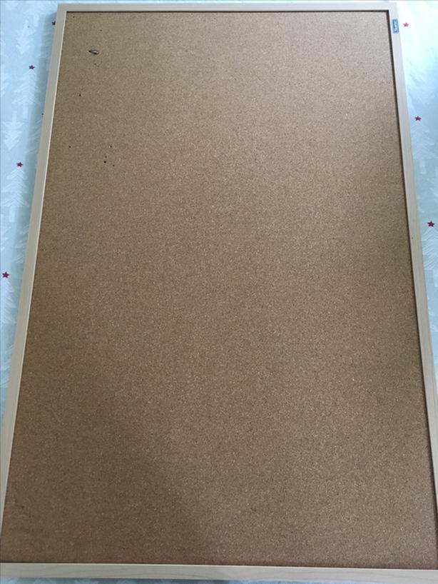 Quartet tackboard - 23x35