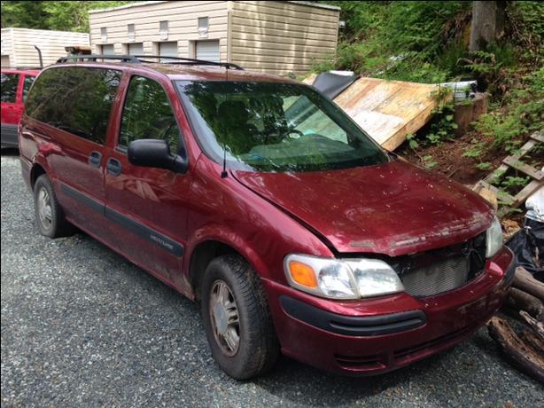 Chevy Venture 2002