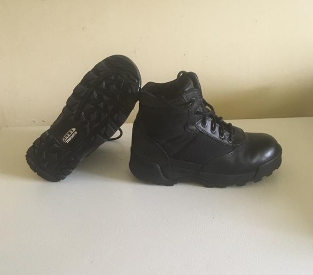 "ORIGINAL SWAT CLASSIC 6"" BOOT BLACK 115101 Men's size 8.5 US 41.5 EUR"