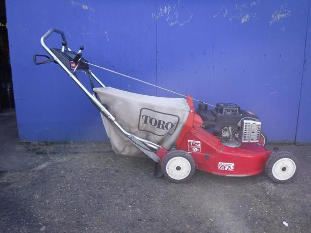 Log In needed $75 · Toro OHV Power Drive Lawnmower - Needs carb work!