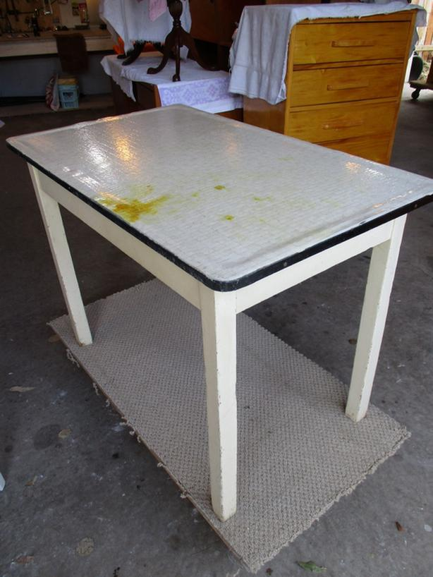 GREAT GRAMAS LAUNDRY TABLE