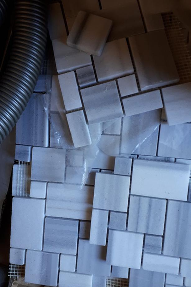 Left Over Tiles