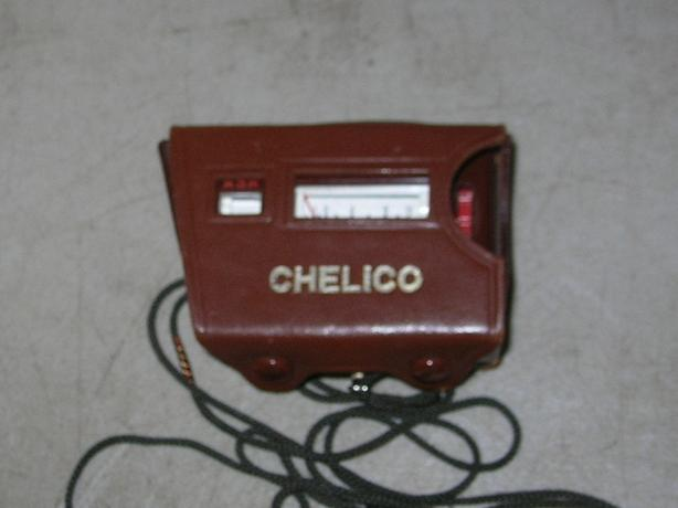 Vintage Movie Meter Chelico Light Meter  (303 1404) Saanich