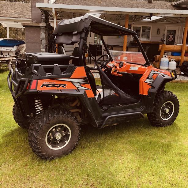 2010  Razor 800 EFI