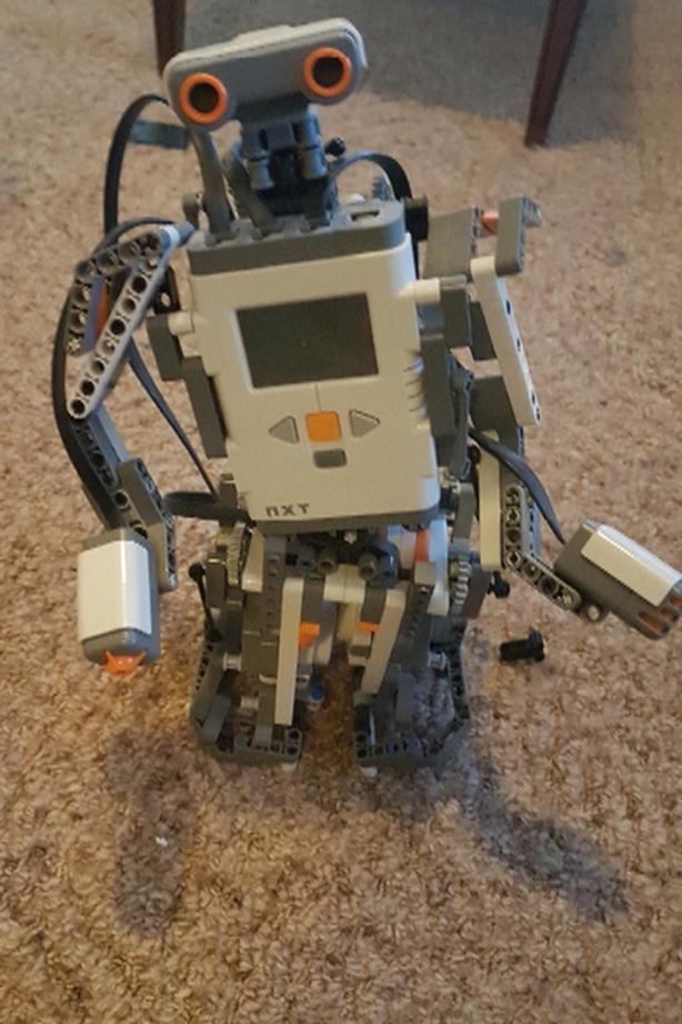 LEGO Mindstorms Programmable Robot